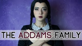 The Addams Family — A Halloween-y Music Video!