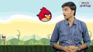 Angry Birds Selfie Review   Jason Sudeikis   Josh Gad   Danny McBride   Tamil The Hindu