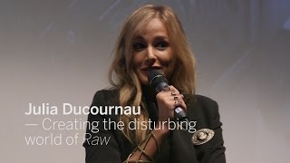 JULIA DUCOURNAU — Creating the disturbing world of RAW   TIFF 2016