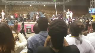Dj Arafat- Je gagne temps, concert cotonou