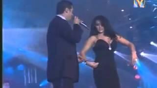 رقص هيفاء وهبي مع راغب علامة فيديو يوتيوب youtube برامج سوفت   YouTube