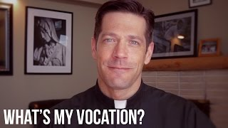 What's My Vocation?