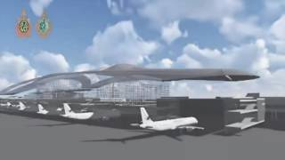 phase 2 and 3 expansion project Airport Of Thailand (AOT)