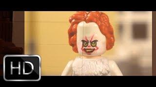IT Movie - Projector Scene in LEGO
