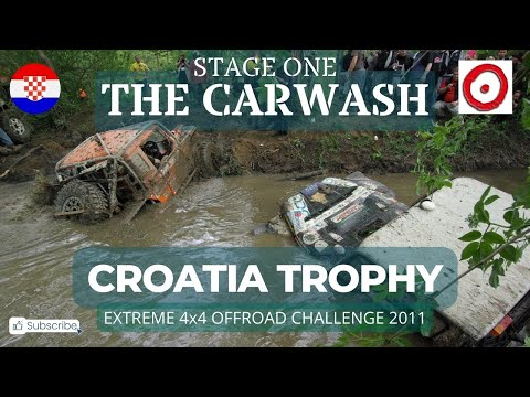 Croatia Trophy 2011 Stage 1 The Carwash