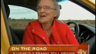 Australia's 'Galloping Granny'