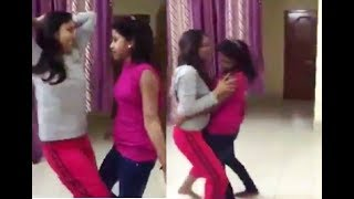 Girls Dance On Bhojpuri Song
