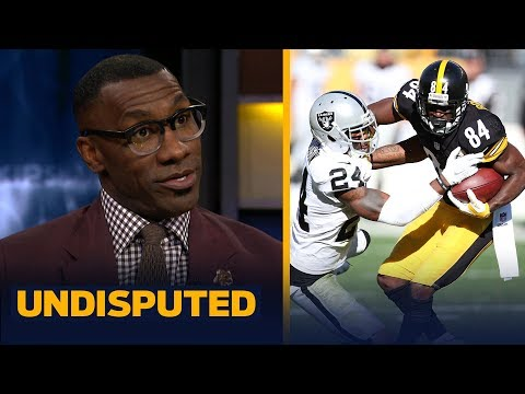 Shannon Sharpe The Steelers lost huge in trading Antonio Brown to the Raiders NFL UNDISPUTED