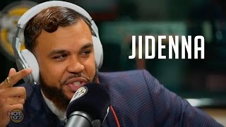 Jidenna Freestyles On Flex | Freestyle #016