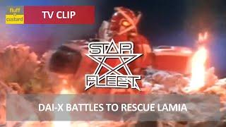 Star Fleet (1980) - Dai-X battles to rescue Lamia [HQ]