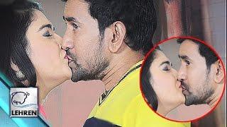Amrapali Dubey -Nirahua's Hot Kissing Scene | Nirahua Chalal Sasural 2 | Lehren Bhojpuri