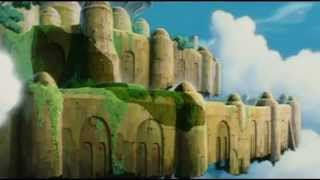 Fol Chen - In Ruins (Baths Remix) / Laputa AMV