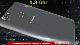 Karbonn K9 Smart Grand Dual SIM Android 4G Mobile Phone