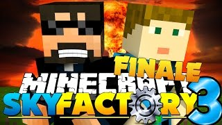 Minecraft: SkyFactory 3 - SERIES FINALE - GO OUT WITH A BANG?! [31]