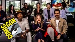 Supergirl Season 3 Comic-Con Q&A Interview Full ! SDCC2017 - COMIC CON 2017