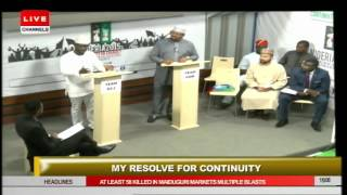 Rubbing Minds: PDP, APC Supporters Debate Continuity Or Change Part 1