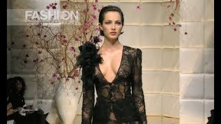 VALENTINO Spring Summer 1997 Haute Couture Paris - Fashion Channel