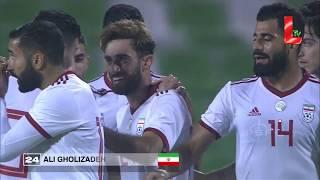 Iran 1 - 1 Venezuela (20.11.2018 // by LTV)