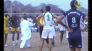 Farooq vs Naveed Gujjar 2013 nature of volleyball