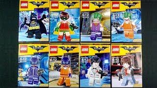 LEGO Batman Movie Minifigures (bootleg / knock-off) LEBQ 1816