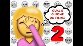 QUAL É O NOME DO FILME 2 - COM EMOJIS