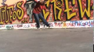 360 doble flip manual ollie late heelflip out