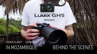 LUMIX GH5 Behind The Scenes Interview | The One Making Waves