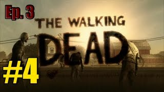 "The Walking Dead ""Episode 3 - Long Road Home"" Walkthrough / Gameplay Part 4 - Random Chuck"