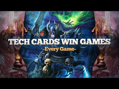 Tech Cards Win Games People