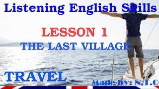 Luyện nghe tiếng Anh với người bản xứ: [Chủ đề du lịch] Bài 1