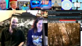 TwoWitnessNews LiveStream 03.22.17 Alex Jones Owes YOU An Apollogy #TrumpGate THAAD HAARP FlatEarth
