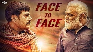 Face to Face | Ghuggu Gill & Yograj Singh | 25 Kille Full Movie Best Scenes | Latest Punjabi Movie