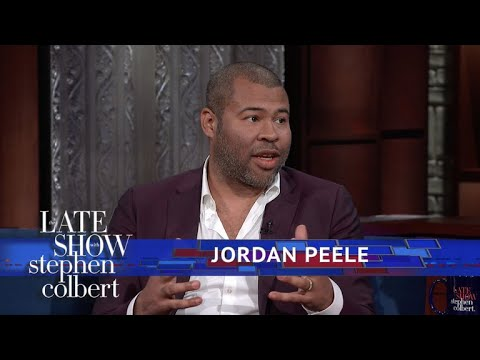 Jordan Peele Crashed A Get Out College Course