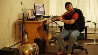 Flute cover - O amar bangla ma tor