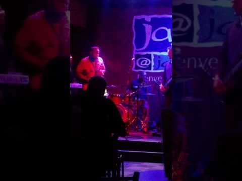 Jazz at Jacks- Sax Solo Harold Rapp III
