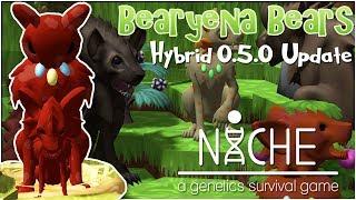 Birth of a Bearyena High Princess!! • Niche: Bearyena Bears - Episode #14