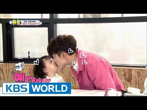 The Return of Superman | 슈퍼맨이 돌아왔다 - Ep.179 : You Are My Flower [ENG/IND/2017.04.30]
