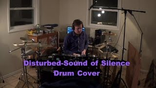 Sound of Silence - Disturbed (Drum Cover)