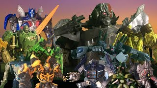 Transformers The Last Knight Stop Motion | Alternate Ending: Age Of Swagwave 2017 Contest Entry