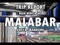 Download Video TRIP REPORT: Naik Kereta Api Malabar Kroya-Bandung | Hampir ketabrak! 3GP MP4 FLV