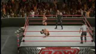 WWE SmackDown vs. RAW 2010 Magic P ower of the Undertaker