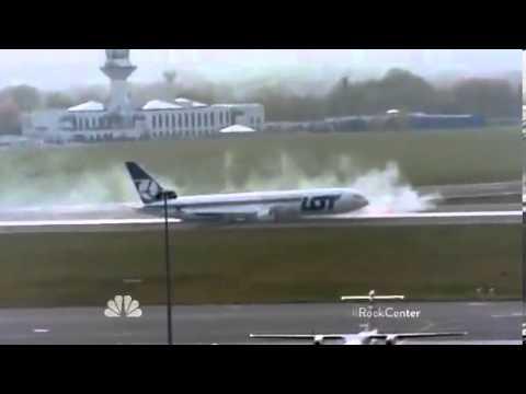 Xxx Mp4 Polish Pilot Lands Plane Without Its Wheels 3gp Sex