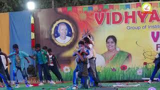 Tamil Fusion dance By Grade VII Boys