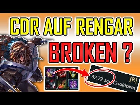 Maximale Ulti CDR! PBE Rengar [League of Legends] [Deutsch / German]