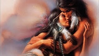 Wonderful Native American Indians, Shamanic Spiritual Music, Música De Los Nativos Indios Americanos