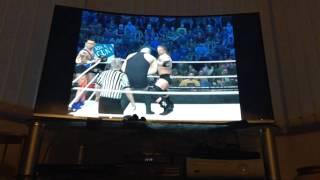 WWE 2k12,santino,big show vs triple h,sheamus