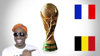 France vs. Belgium Pre Match Analysis | World Cup 2018 Semi-Final