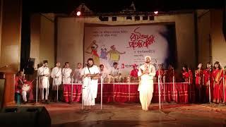 Manus vojle soner manus | মানুষ ভজলে সোনার মানুষ হবি | লালন গীতি | Abinash Baul & Udchi Silpi gosti