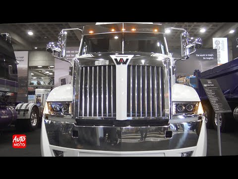 2020 Western Star 5700XE Tractor 68 High Roof Sleeper Exterior And Interior Walk Around