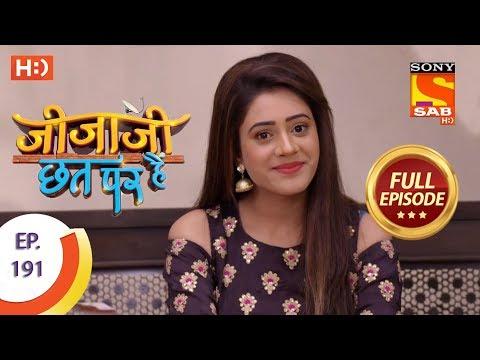 Xxx Mp4 Jijaji Chhat Per Hai Ep 191 Full Episode 2nd October 2018 3gp Sex